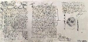 Privilegium für den Apothequer Trappe über die Medicin-Apotheque zu Meurs vom 29. Juny 1773